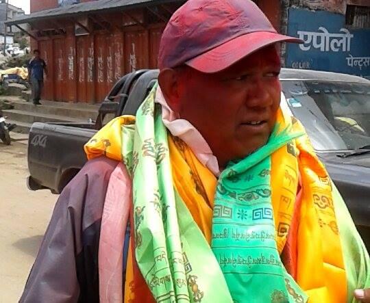 नेकपा माओबादी केन्द्रका राम लामा नुवाकोेट ककनी गाँउपालिका वडा नम्बर ५ कोे वडाध्यक्षमा बिजयी