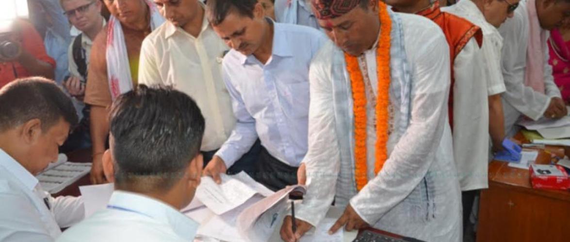 आन्दोलनका लागि होइन, मतदानमा भाग लिन जनतालाई आह्वान गरिरहेका छन् राजपा नेता