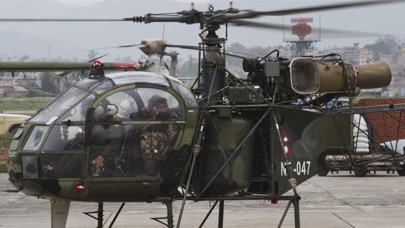 माओवादीको विजय जुलुसमा एमालेको आक्रमण, घाइतेलाई सेनाको हेलिकप्टरबाट काठमाण्डु ल्याइयो