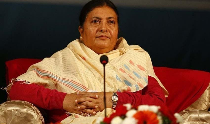 राष्ट्रपति भण्डारी रौतहट आउनु हुँदै, कुमार सानु देखि नेपाली कलाकारहरुको विषेश प्रस्तुती