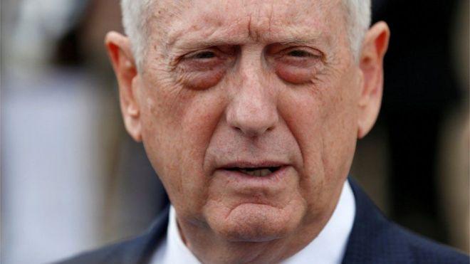 अमेरिकी राष्ट्रपतिका रक्षामन्त्री म्याटिसले दिए अचानक राजीनामा, यस्तो छ ट्रम्पको कर्तुत