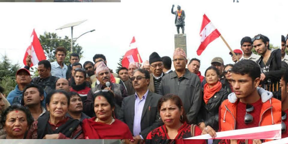 फोरम नेपालका अध्यक्षसहित ३५० जनाको जम्बो टोलि एकैचोटी काङ्रेसमा प्रवेश