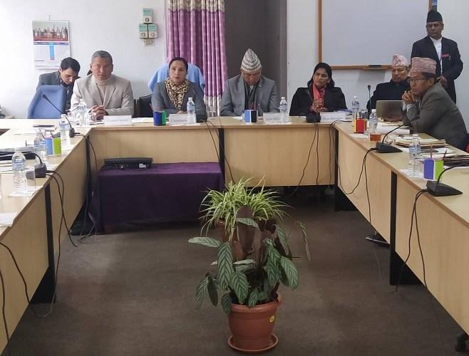 सरकारमा मच्यो खैलाबेला, नेपाली भूमिमा नेपाली सेना राख्न सरकारलाई समितिको ५ बुँदे निर्देशन