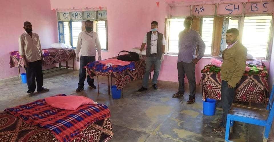 क्वारेन्टाइनमा बस्नेको सम्पूर्ण खर्च कृष्णनगर नगरपालिकाले व्यहोर्ने: नगर प्रमुख शाह