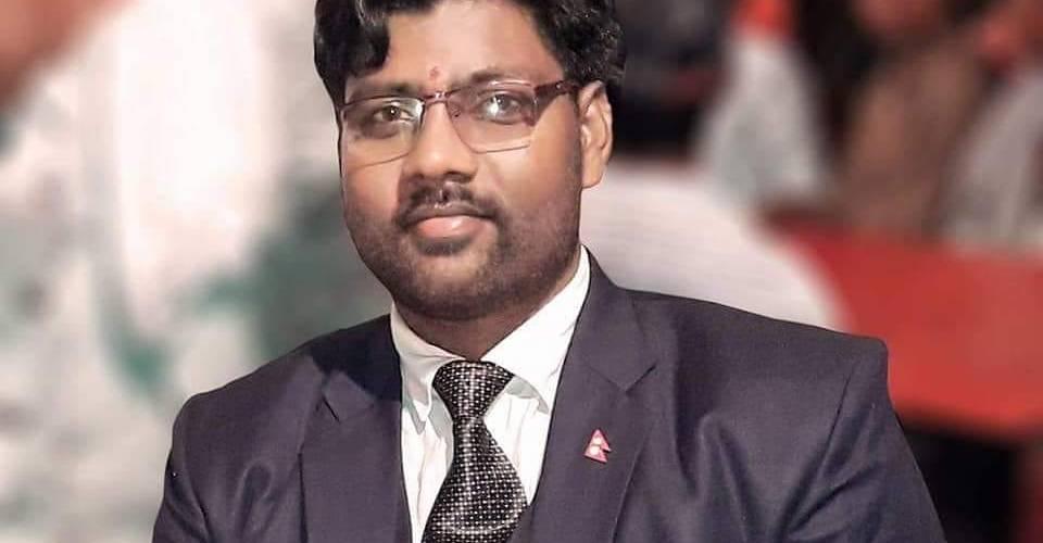 दलित विकास समितिको सदस्यमा रौतहटबाट राजकुमार दास तत्मा नियुक्त ।