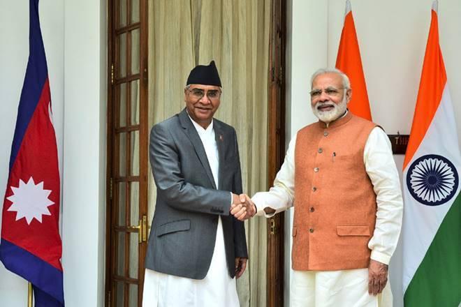"""भारतीय प्रधानमन्त्री मोदीले दिए देउवालाई बधाई, भने -""""हाम्रो बीचको सम्बन्ध अझै प्रगाढ होस्"""""""