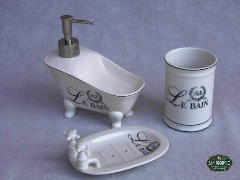 Dispenser a forma di vasca con piediniC0865  San Giorgio