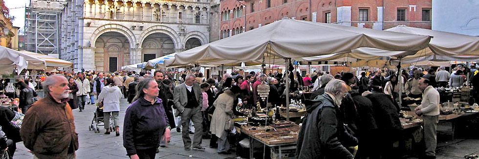 Lucca da vivere