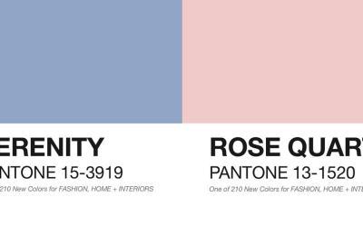 Tendenze colori 2016