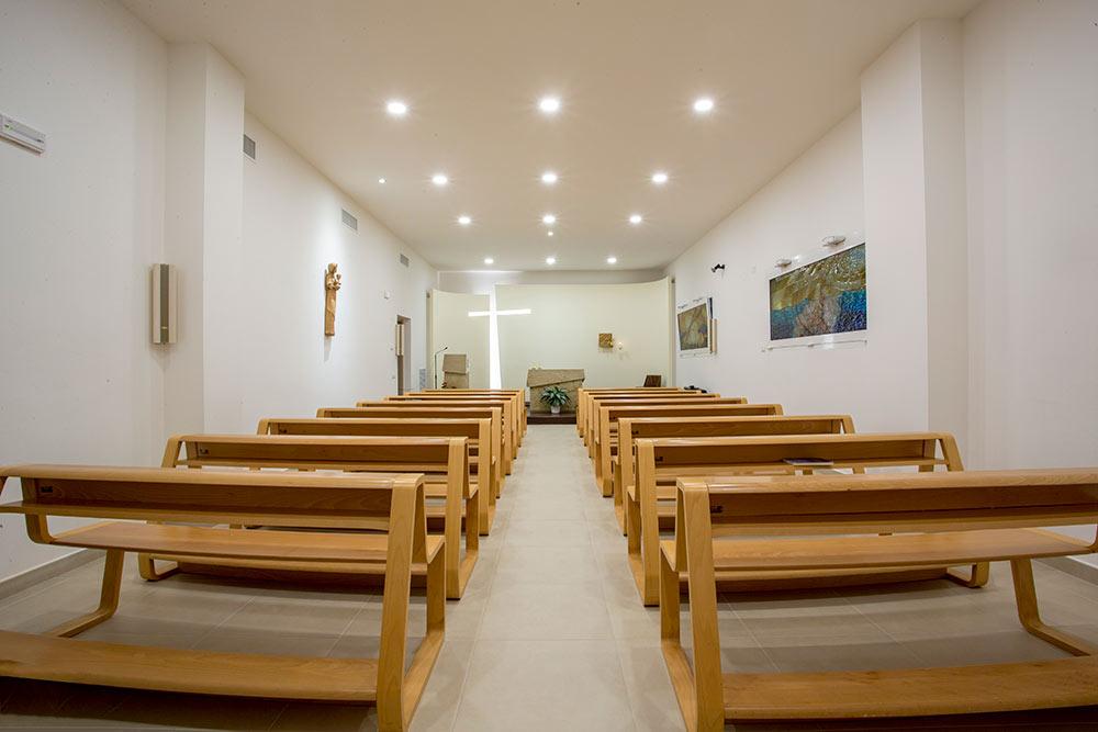 cappella casa San Giuseppe