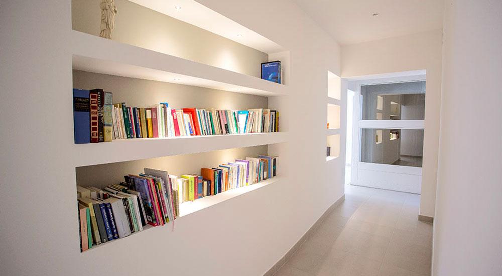 libreria casa per ferie San Giuseppe