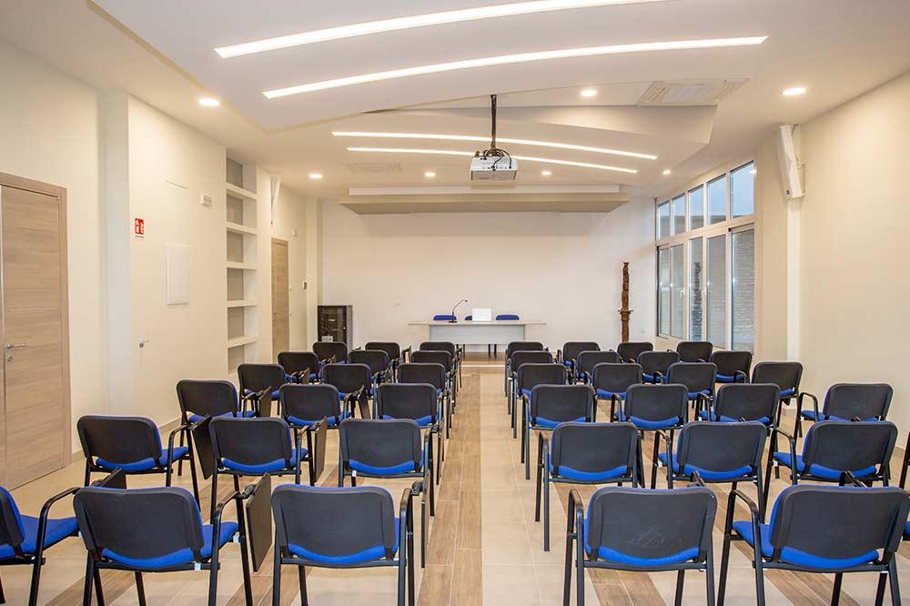 sala riunioni casa san giuseppe