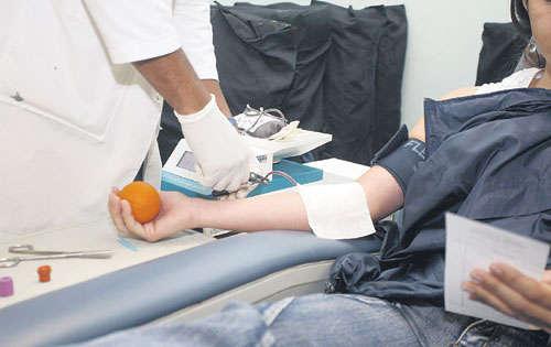 Noticias. Escasez de sangre podría ocasionar crisis en hospitales.