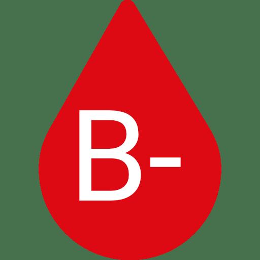 Sangre B Negativo Panama OPT