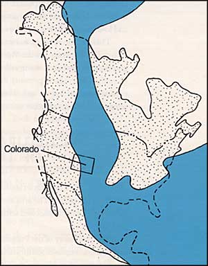 Cretaceous Western Interior Seaway
