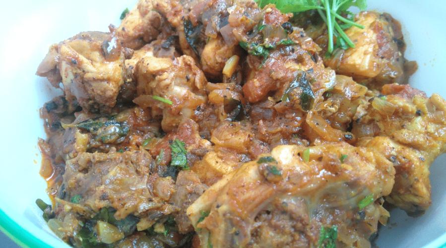 Chicken Chukka - feature