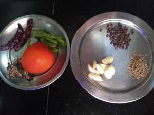 puli rasam-ingredients