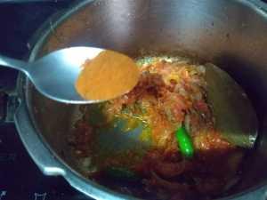 Hyderabad chicken biryani- biryani masala