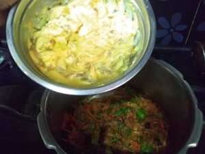 Hyderabad chicken biryani- chicken
