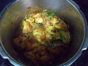 Hyderabad chicken biryani- cook 5mins