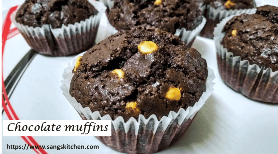 Chocolate cupcakes -feature2