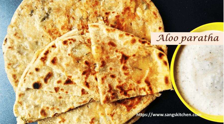 Aloo paratha -feature