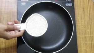 Thiruvathirai kali -rice
