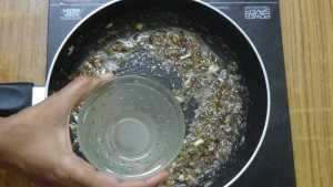 Garlic chicken roast -lemon juice