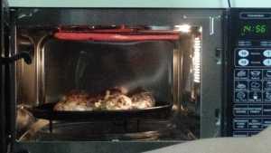 Garlic chicken roast -flip