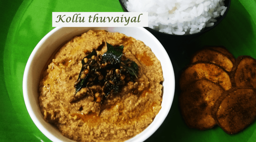 Kollu thuvaiyal -feature