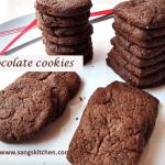 Chocolate cookies -thumbnail