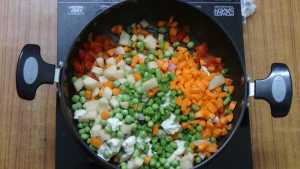 Veg kolhapuri -mix