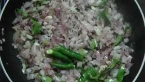 Karuvadu thokku -green chilli