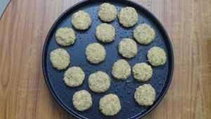 Falafel -bake for 20mins