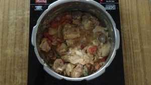 Mutton thin gravy -mix