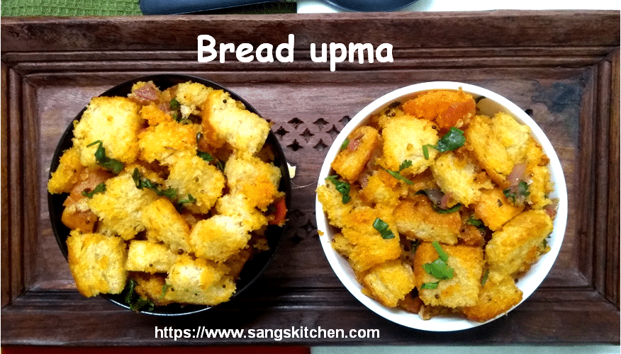 Bread upma -feature,thumbnail