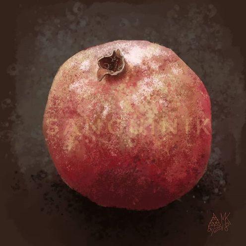 Granatapfel I
