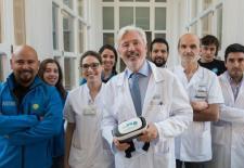 Realidad virtual contra la ansiedad preoperatoria de los pacientes