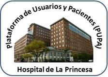 Plataforma de Usuarios y Pacientes - Hospital de la Princesa