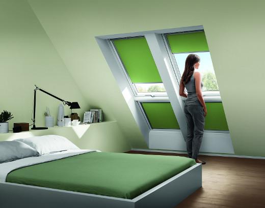 Sonnenschutz Fenster und Hilfsmittel zum Sonnenschutz