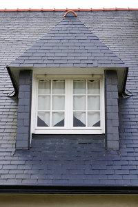 Schiefer als Dacheindeckung