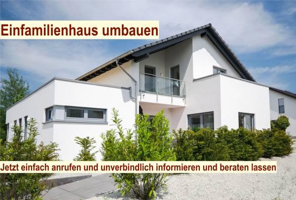 Einfamilienhaus umbauen BerlinEinfamilienhaus Sanierung