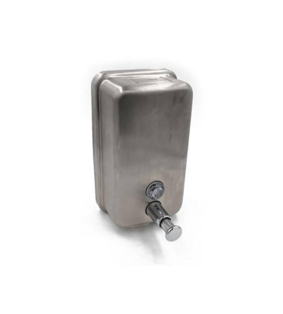 distributeur savon liquide inox