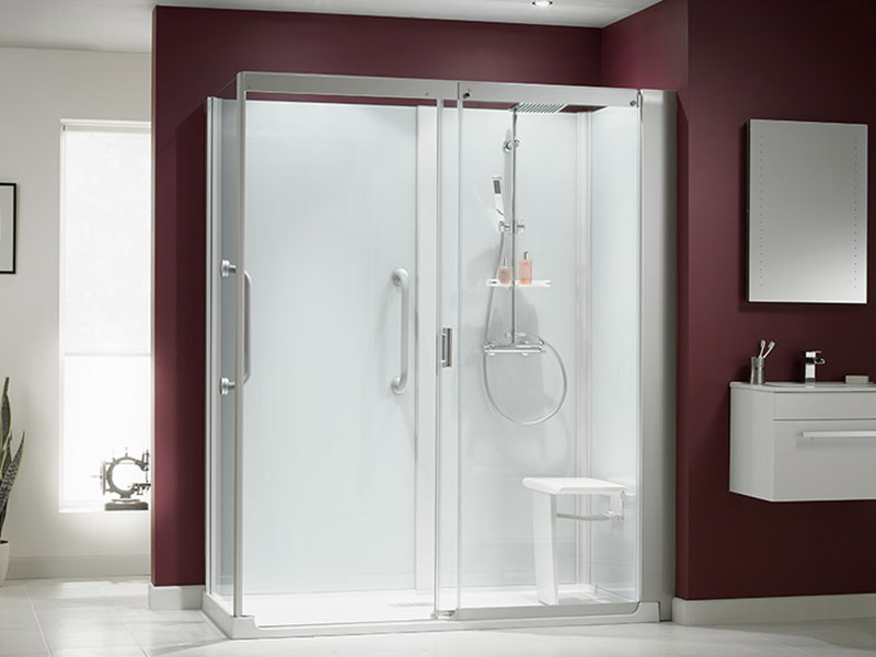 KineMagic Serenity Shower Cubicles Save Up To 50 On RRP