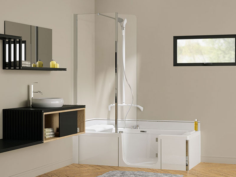 Kinedo Kineduo Walk In Bathtub Save 1 000 On Rrp Free Delivery