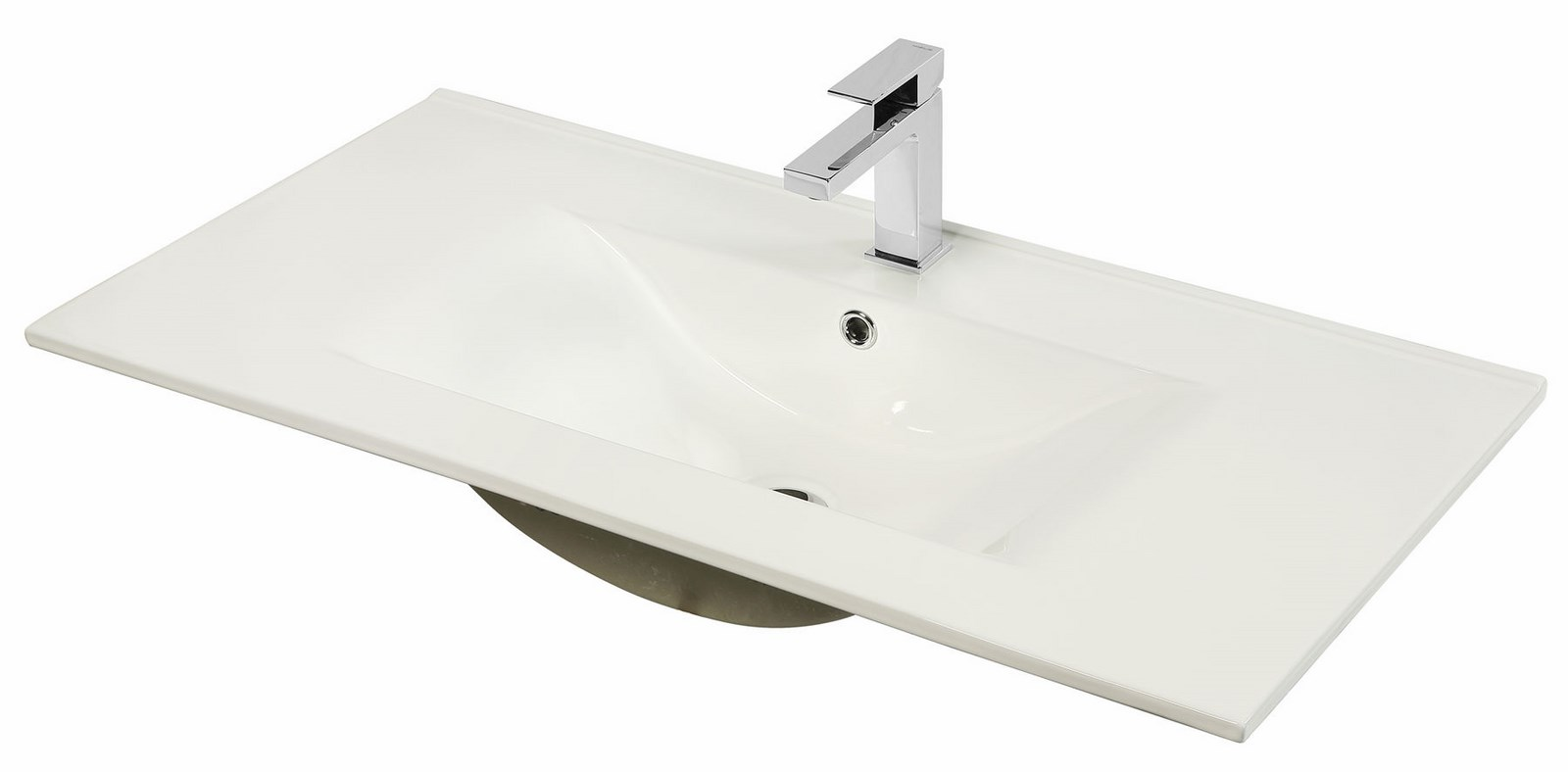 Plan Vasque En Ceramique 90 Cm Discac
