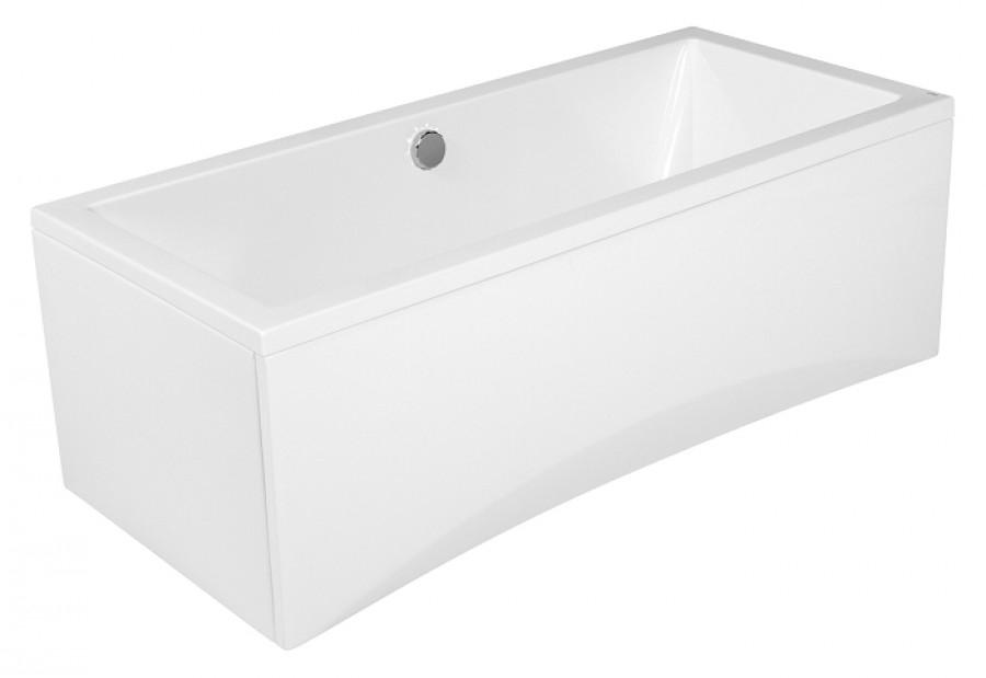 baignoire rectangulaire 160x75 intro sans tablier