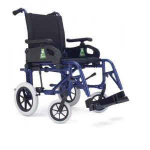 noleggio carozzina a rotelle ruote piccole