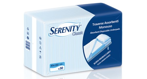 TRAVERSE SERENITY 80X180