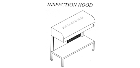 Visual Inspection Table, Computer Tables, Anti Vibration